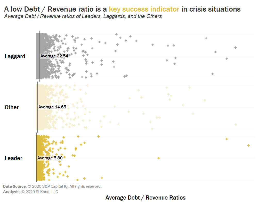 Debt to Revenue Ratios